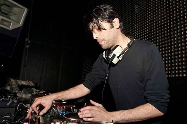 GREEN RAY 2012 * Lux curated by Erol Alkan