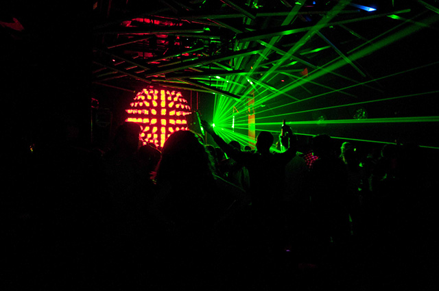 GREEN RAY 2012 * Lux curated by Carl Craig