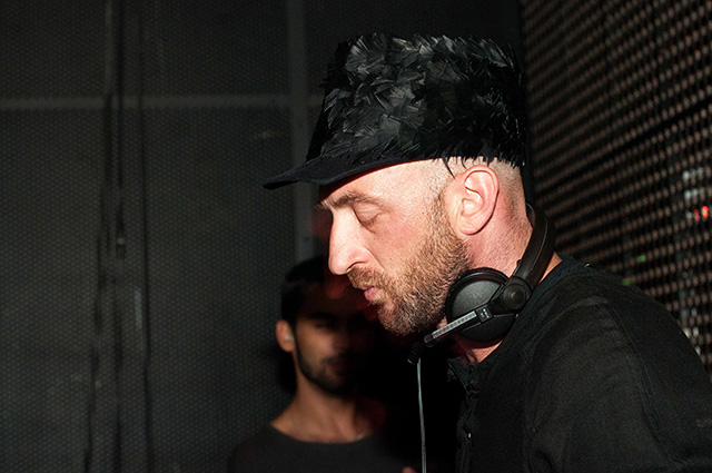 GREEN RAY 2012 * Lux curated by Damian Lazarus