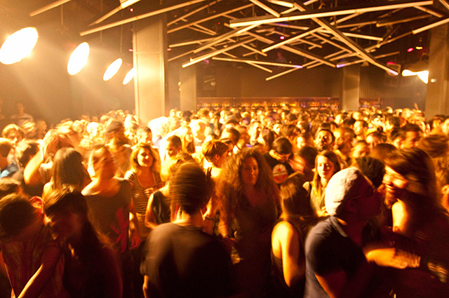 GREEN RAY 2012 * Lux curated by Nicolas Jaar