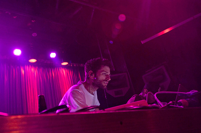 GREEN RAY 2013 * Lux curated by Todd Terje