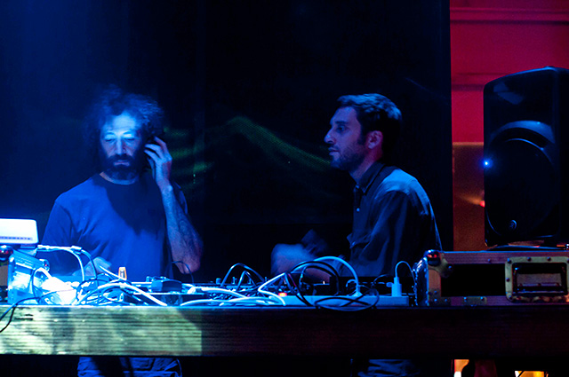 GREEN RAY 2013 * Lux curated by Four Tet