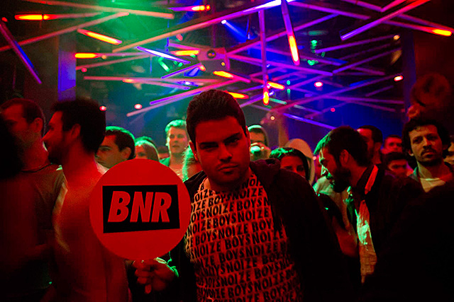 GREEN RAY 2014 * Lux curated by Boys Noize