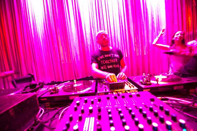GREEN RAY 2014 * Lux curated by Sven Väth