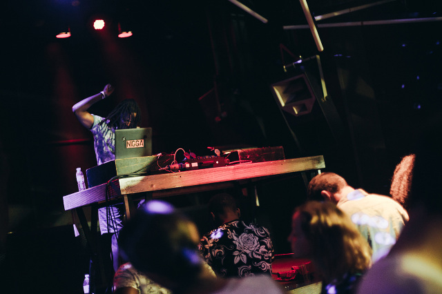 Dean Blunt | Noite Príncipe com DJ Nigga Fox, DJ Lilocox & DJ Maboku, DJ Marfox e DJ Firmeza