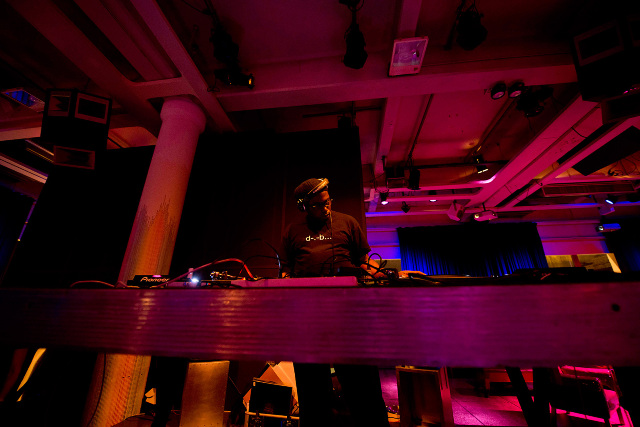 GREEN RAY 2014 * Lux curated by Nina Kraviz