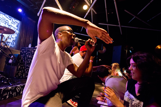 GREEN RAY 2014 * Lux curated by Buraka Som Sistema