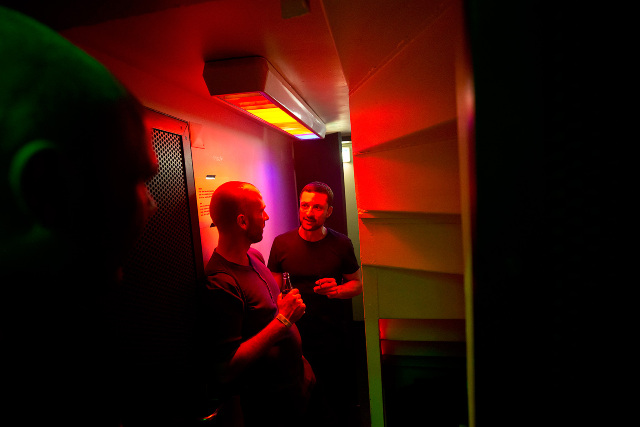 GREEN RAY 2015 * Lux curated by Marcel Dettmann