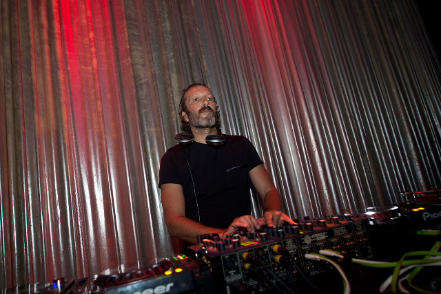GREEN RAY 2015 * Lux curated by DJ Harvey