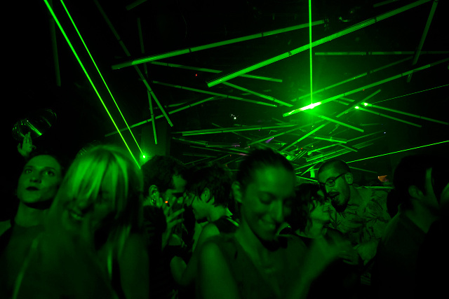 GREEN RAY 2015 * Lux curated by Levon Vincent