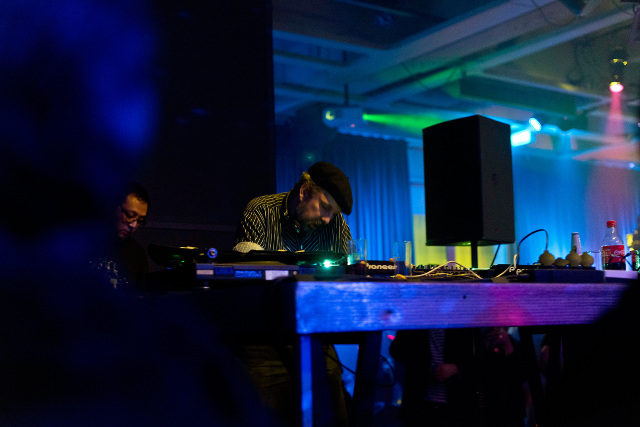 GREEN RAY 2016 * Lux curated by Daniel Avery
