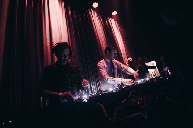 GREEN RAY 2016 * Lux curated by 2manydjs