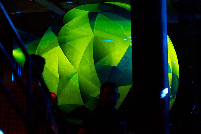 GREEN RAY 2016 * Lux curated by DVS1