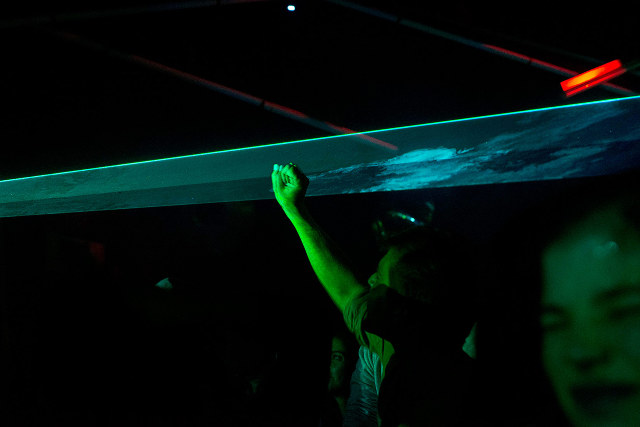 GREEN RAY 2016 * Lux curated by MANO LE TOUGH