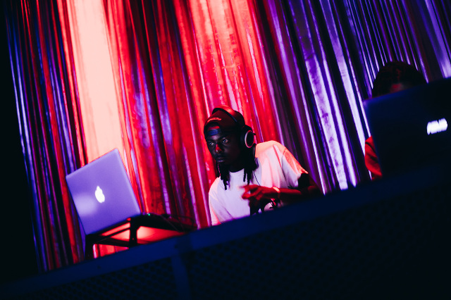 RA in Residence #1 • DJ Lilocox & DJ Maboku • DJ Nigga Fox • DJ Marfox • L-Vis 1990 • DJ Funk • André Cascais • Paramida